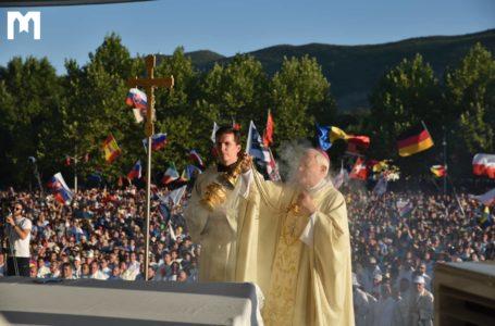 Монсеньйор Хенріх Хозер у Меджуґор'є: це – духовне місце. Місце зустрічі Бога з людиною