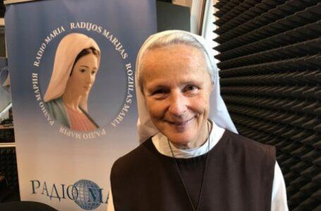 Свідок з Меджуґор'я.Iнтерв'ю з с. Еммануель на хвилях Радіо Марія.