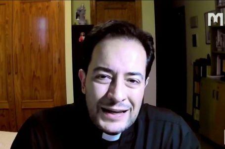 О. АГУСТИН ХІМЕНЕС ГОНСАЛЕС, доктор теології Мадридського духовного університету Сан-Дамасо.