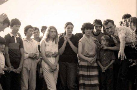 Інтерв'ю з візіонеркою Марією Лунетті до 40-ї річниці об'явлень