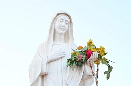 Урочиста посвята себе Ісусу через руки Марії, 15 серпня 2021 року
